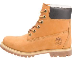 Timberland Icon 6 Inch Shearling Boot Women (A19TE) yellow