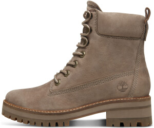 6–Inch Stiefel Grau Timberland Courmayeur Valley Lace Up