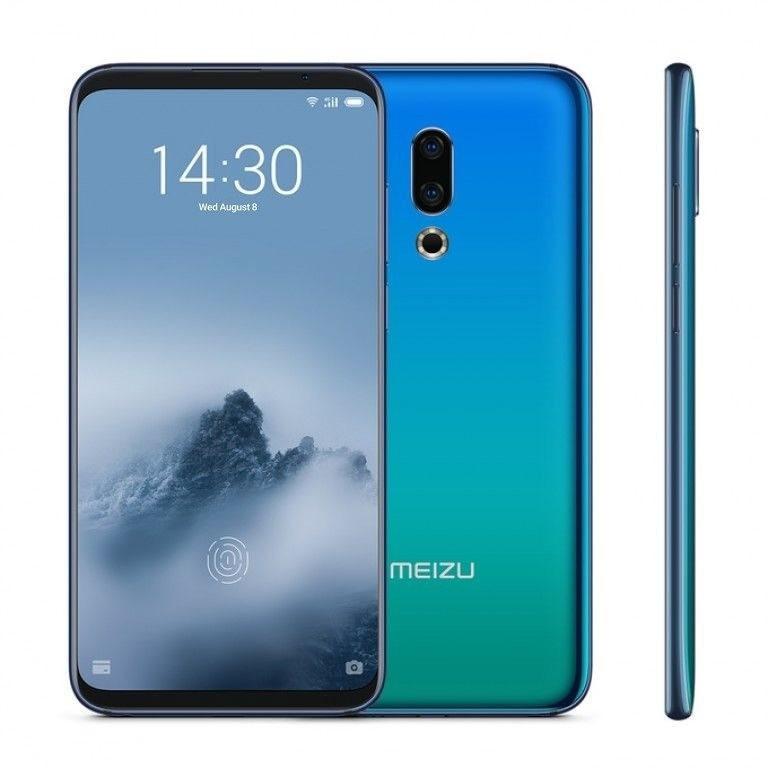 Image of Meizu 16th 128GB blue