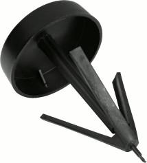 Hama SAT Mastkappe 40-60 mm