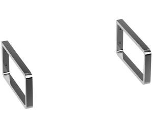 Treos Wandhalterungset für Handwaschbecken (710.04.4020)