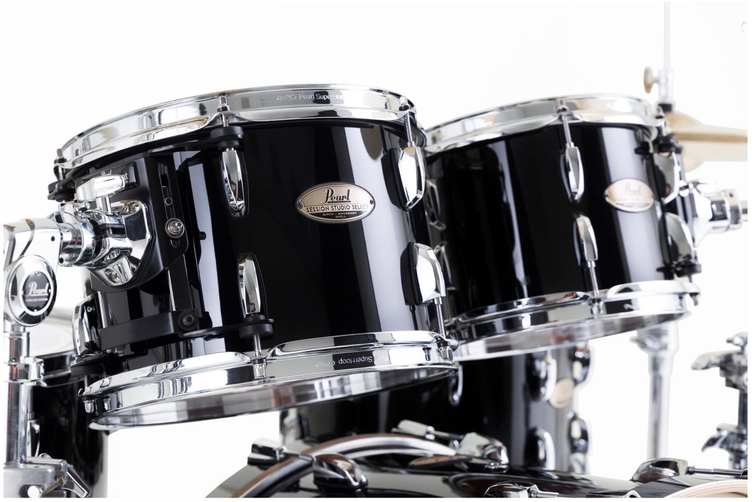 *Pearl Session Studio Select STS924XSP/C103 Piano Black*