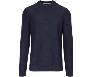 Icebreaker Waypoint Crewe Sweater Men bronze heather 2019 Midlayer