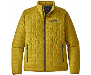 Patagonia Men's Nano Puff Jacket textile green au meilleur