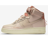 cheap for discount b8271 5e3e4 Nike Air Force 1 High Utility particle beige light cream particle beige