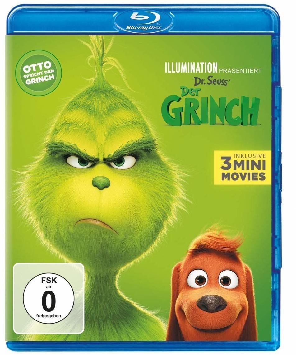Der Grinch (2018) (Blu-ray)