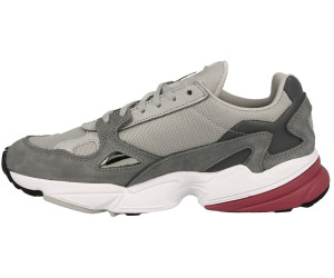 Buy Adidas Falcon Women grey two grey two trace maroon from £69.00 ... a1f9080af