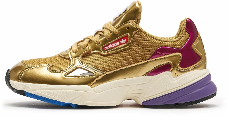 Zapatillas Falcon W adidas Dorado Mujer
