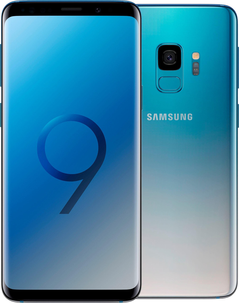 Image of Samsung Galaxy S9 64GB polaris blue