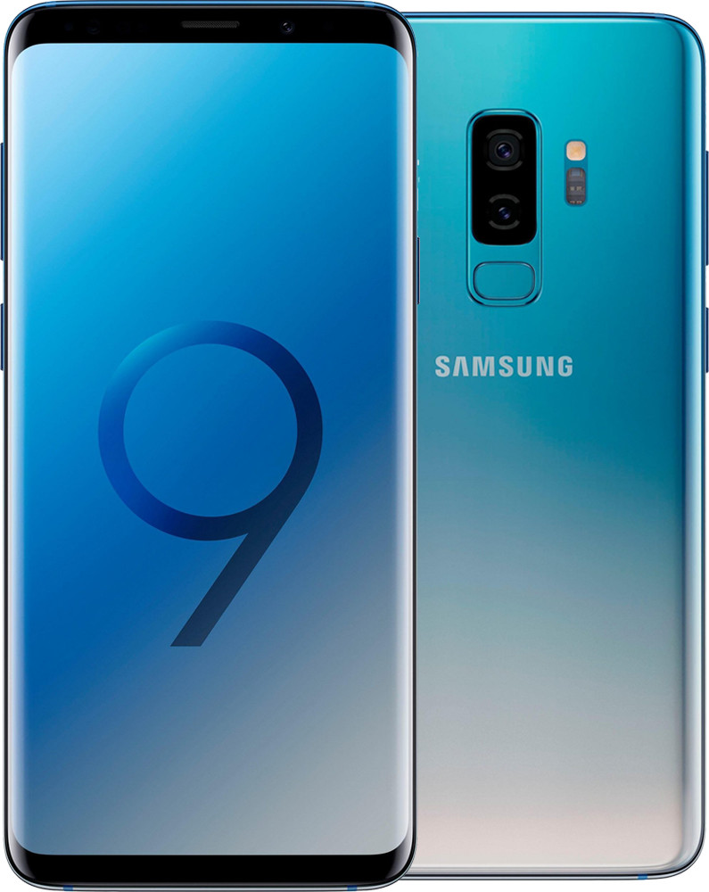 Image of Samsung Galaxy S9+ 64GB Polaris Blue
