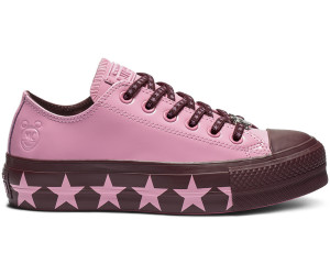 dd8adfd1e23f6f Converse Miley Cyrus Chuck Taylor All Star Low Top Faux Patent ab 35 ...
