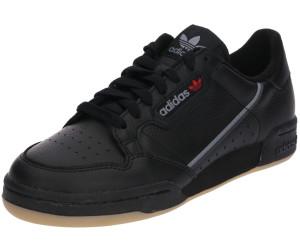 Adidas Continental 80 core blackgrey threegum 3 au