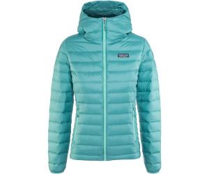 Patagonia Women's Down Sweater Hoody beryl green ab 187,16