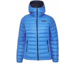 Patagonia Women's Down Sweater Hoody lapiz blue au meilleur