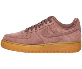 new product b6175 888d9 Nike Air Force 1  07 SE Suede smokey mauve gum light brown red