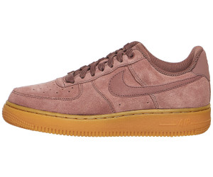 buying new look out for thoughts on Nike Air Force 1 '07 SE Suede smokey mauve/gum light brown ...