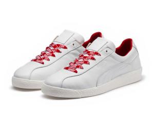 Puma Te Ku Russia whiteflame scarlet au meilleur prix sur