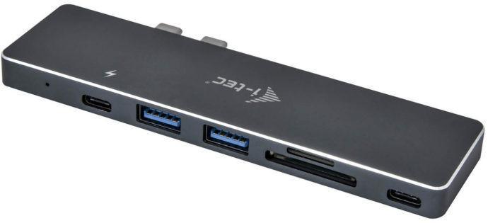 #I-Tec USB-C Metal Docking (C31MBPADA)#