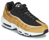 Nike Wmns Air Max 95 LX wheat gold wheat gold black guava ice 9803275ec1d