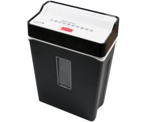 Olympia PS 53 CC Aktenvernichter P4 Papierschredder Partikelschnitt 6 Blatt weiß