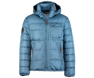Camel active Herren Winter Jacke Steppjacke blau 8X23 420800 43
