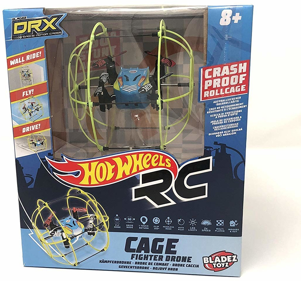 Image of Hot Wheels DRX Cage Fighter
