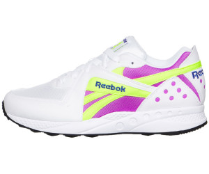 Reebok Classic Pyro Sneaker White Stellar Pink Trek Gold