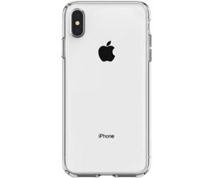 coque iphone xs max spigen transparente