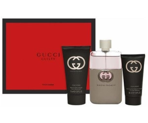 2be05b61a Gucci Guilty pour Homme Set (EdT 90ml + ASB 50ml + DS 75ml) desde 57 ...
