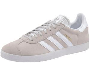adidas Gazelle (Ftwr White Ftwr White Gold Metallic