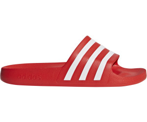 aa81eb4324b Buy Adidas Adilette Aqua Slides active red ftwr white active red ...