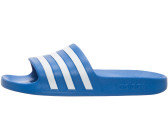 best service 97f27 d10f6 Adidas Adilette Aqua Slides true blueftwr whitetrue blue