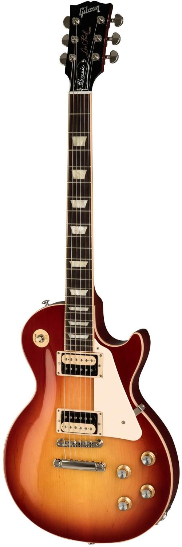 Image of Gibson Les Paul Classic 2019 HCS Heritage Cherry Sunburst