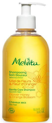 Melvita Gentle care shampoo (500ml)