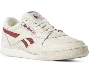 Reebok Phase I Pro classic whitemeteor red ab 104,13
