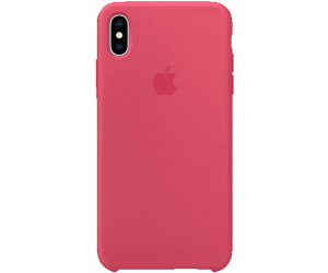 Apple Custodia in silicone (iPhone XS Max) hibiscus a € 29,00 ...
