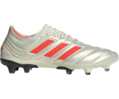 detailed look 267c1 56df2 Adidas Copa 19.1 FG (BB9185) off white  solar red  core black