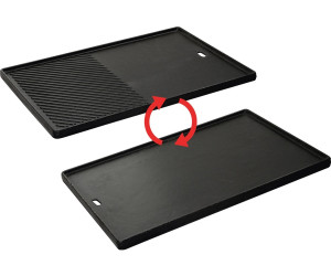 Rösle Gasgrill G3 Idealo : Enders grill wendeplatte für gasgrill kansas ab