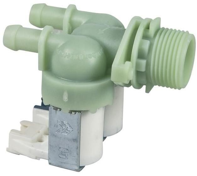 Candy Magnetventil 2-fach 180° 10,5mmØ Waschmaschine Candy Hoover 41018989