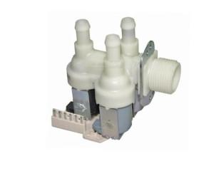 Miele Magnetventil Ventil 3-fach 90° 11,5mm Waschmaschine Miele 4035200