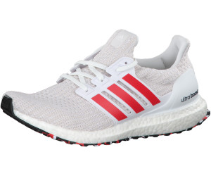 Adidas UltraBOOST ftwr whiteactive redchalk white ab € 135