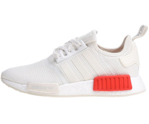 New OFF WHITE X Adidas NMD R1 PK White Green Red