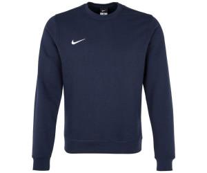 NIKE Crew Fleece Team Club 19 Sweatshirt Herren dunkelblau