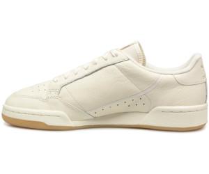 Adidas Continental 80 off white raw white gum 3 da € 75 b63ba69ffbc