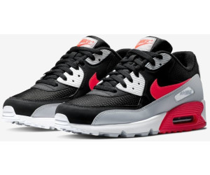 wholesale dealer c33a5 01d8d ... wolf grey black white bright crimson. Nike Air Max 90 Essential