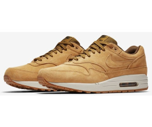 Buy Nike Air Max 1 Premium wheatlight bonegum medium brown