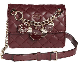 Guess Victoria Mini Crossbody burgundy (HWVG7107780) ab 64 2aeff2ca354