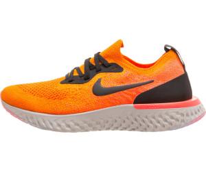 be2430bfe0891 Buy Nike Epic React Flyknit Women copper flash flash crimson moon ...
