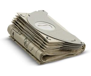 10 Staubbeutel für Kärcher SE 6.100 Staubsaugerbeutel Filter Filtertüten Beutel