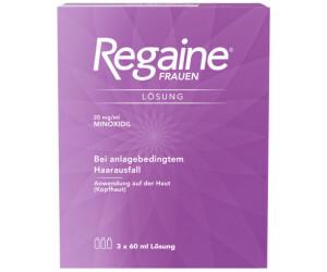Regaine Nebenwirkungen Frau
